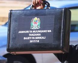 Tanzania Budget 2017/18